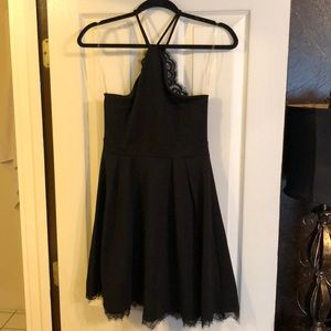 Dresses & Skirts - Black Skater Dress